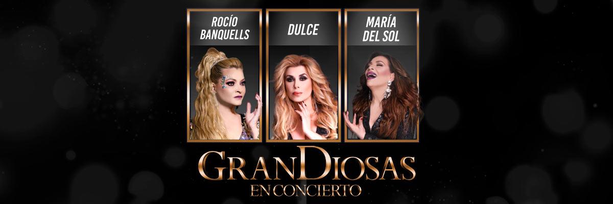ROCIO BANQUELLS, MARIA DEL SOL Y DULCE