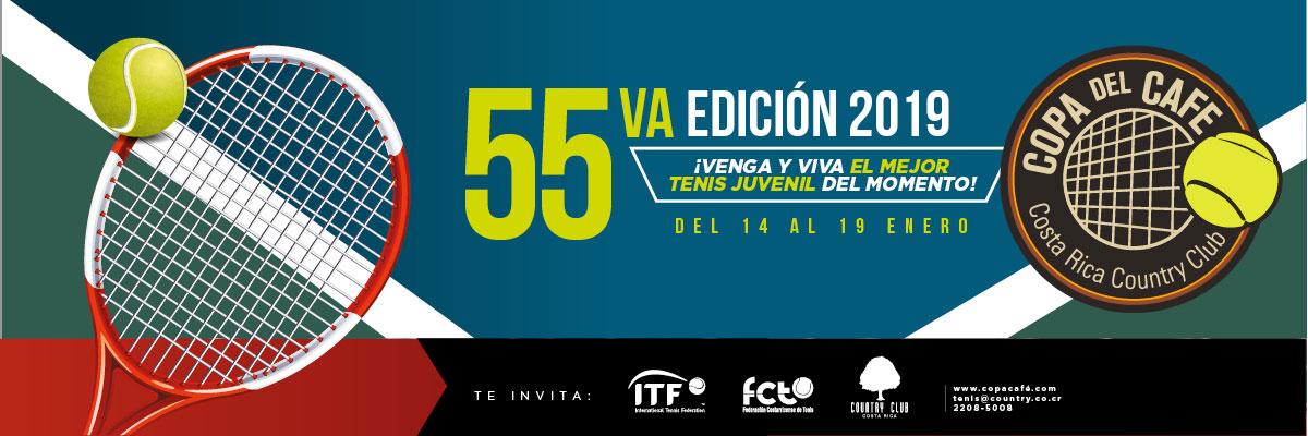 DIA 4 TORNEO INTERNACIONAL DE TENIS COPA DEL CAFE 2019