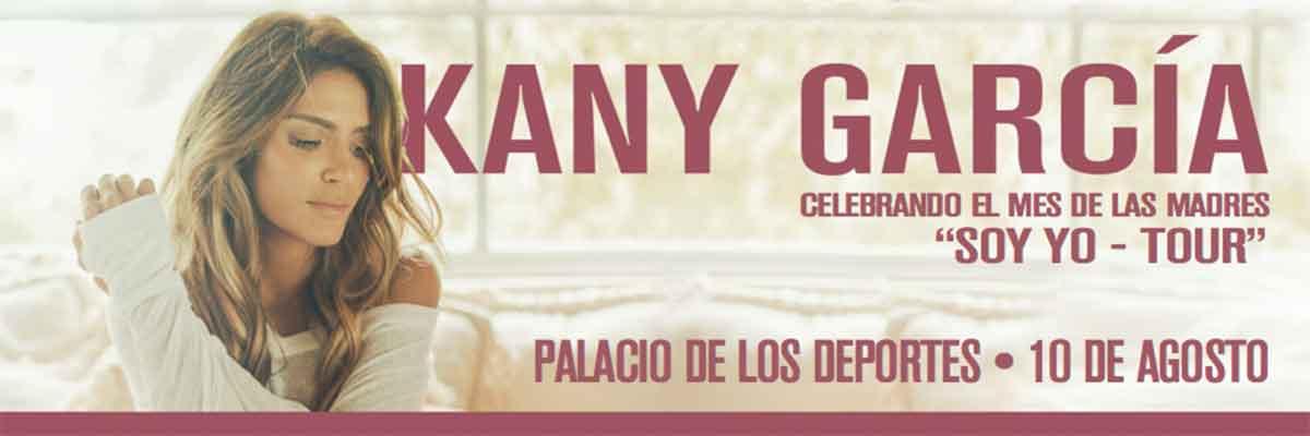 KANY GARCIA - SOY YO TOUR