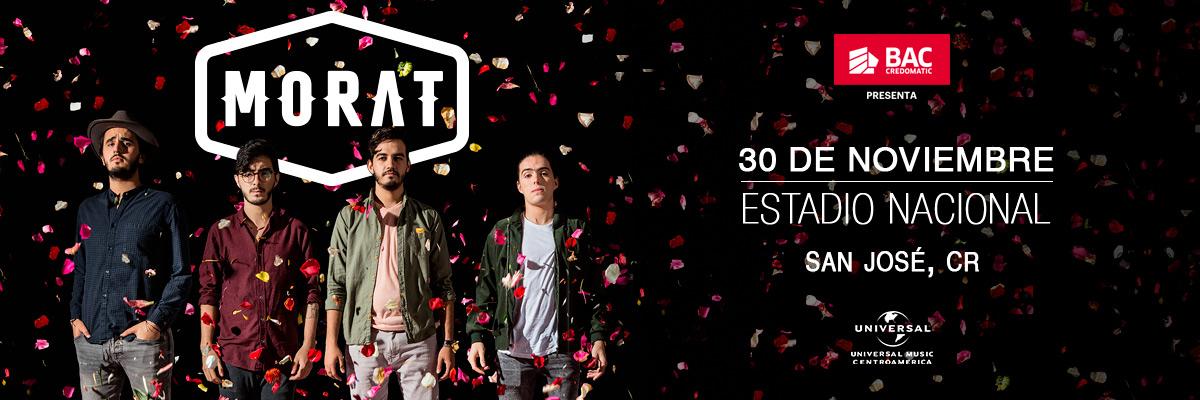 MORAT EN CONCIERTO - BALAS PERDIDAS TOUR
