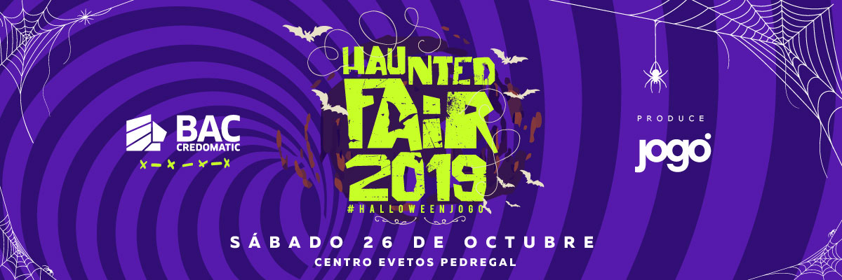 HALLOWEEN HAUNTED FAIR