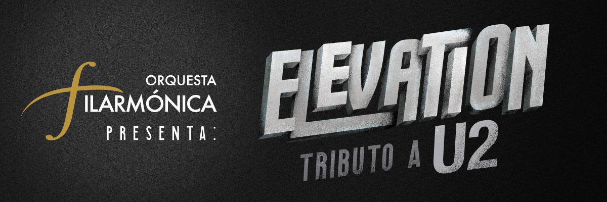 LA ORQUESTA FILARMONICA PRESENTA-  TRIBUTO A U2