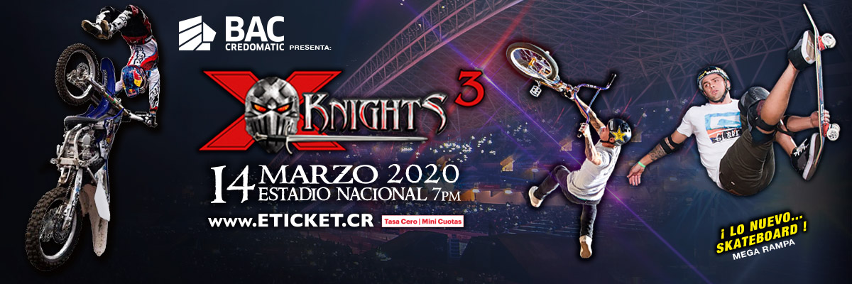 XKNIGHTS 2020