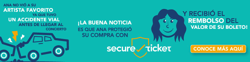 Secure-ticket - ana