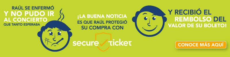 Secure-ticket - raul